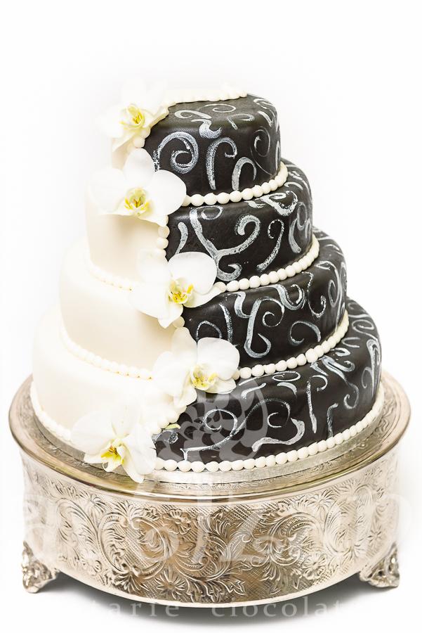 "Tort de nunta ""Duo"""