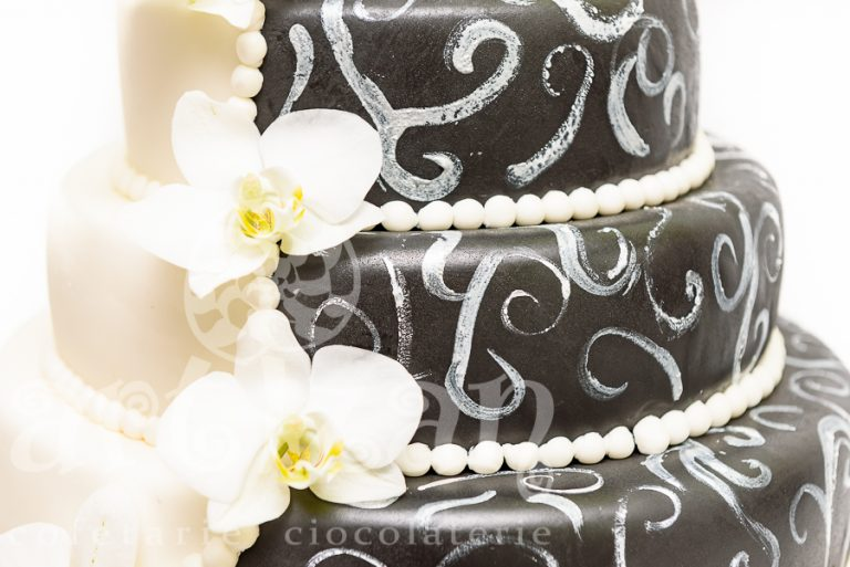 "Tort de nunta ""Duo"" 1"