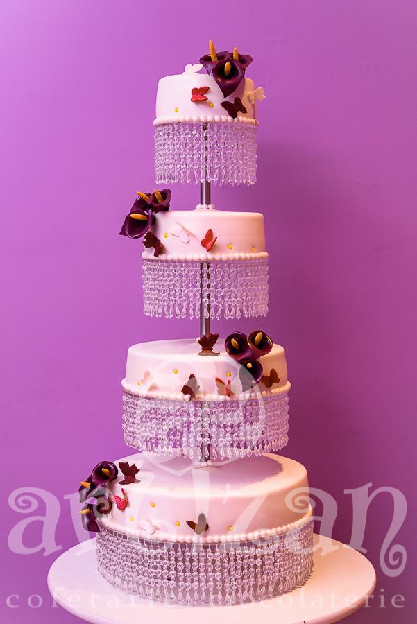 """Tort de nunta """"Callas"""""""