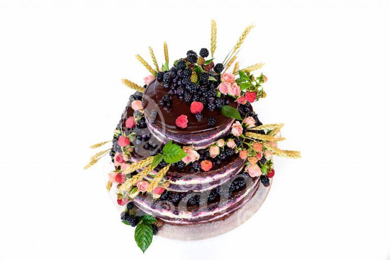 "Tort de nunta ""Earth Fruit"" 1"