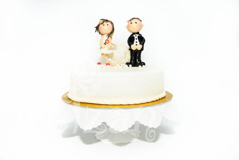 """Tort de nunta """"Ea si El"""""""