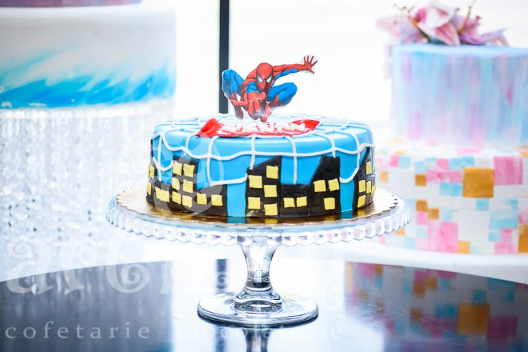 "Tort Aniversar – ""Spiderman"" 1"