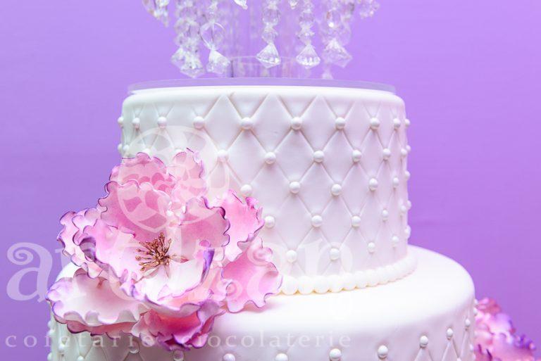 """Tort de nunta """"Crystal"""" 1"""