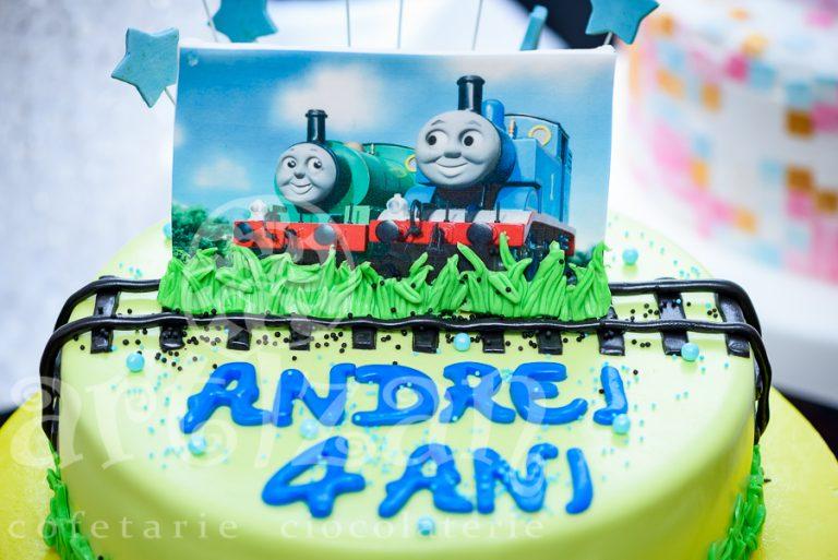 "Tort Aniversar – ""Thomas"" 1"