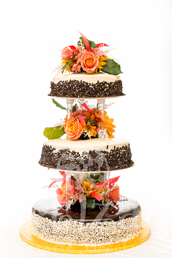 Tort supraetajat de ciocolata 1