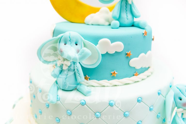 "Tort de Botez – ""Elephants"" 1"