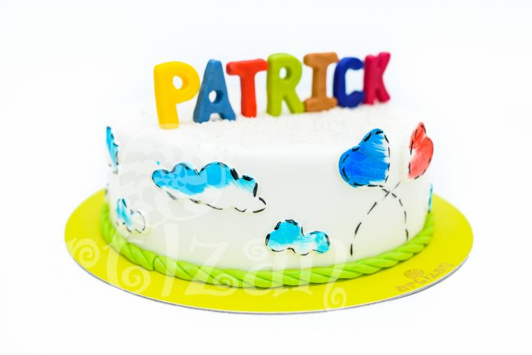 """Tort de Botez – """"Patrick"""" 1"""
