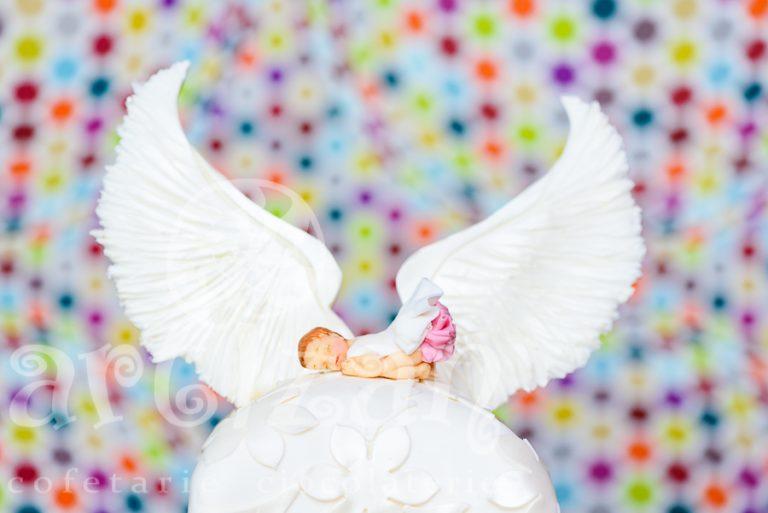 """Tort de Botez – """"Angel"""" 1"""