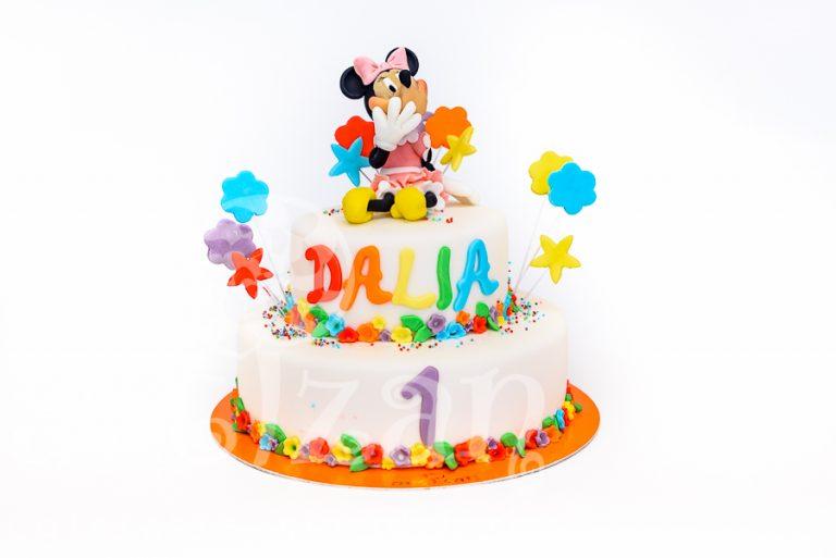"""Tort Aniversar – """"Dalia"""""""