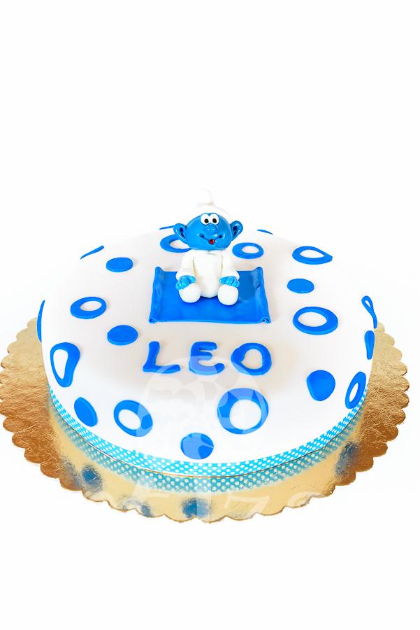 "Tort de Botez – ""Leo"" 1"