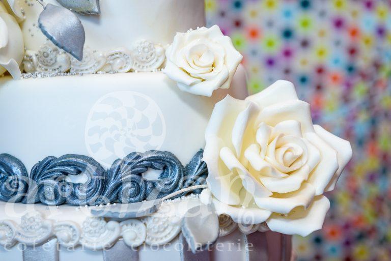 tort nunta de argint 1