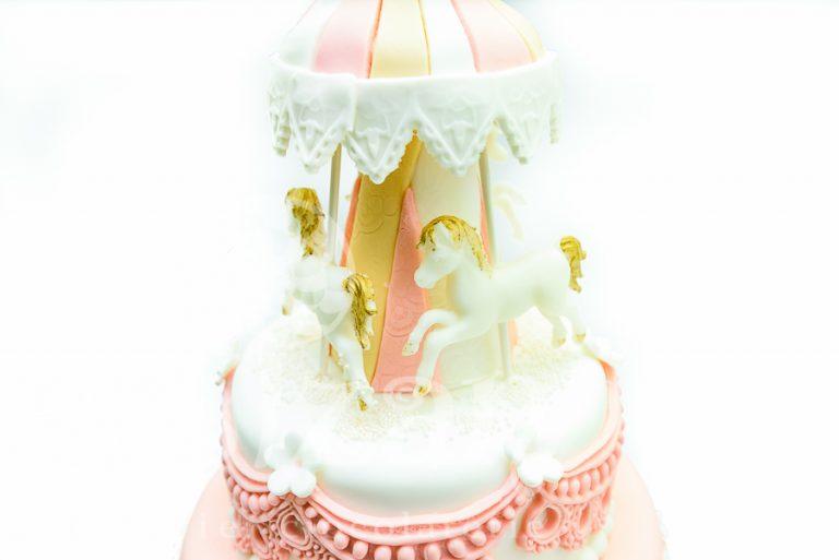"""Tort de Botez """"Carusel"""" 1"""