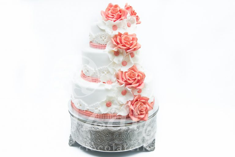"""Tort de nunta """"Coral"""""""