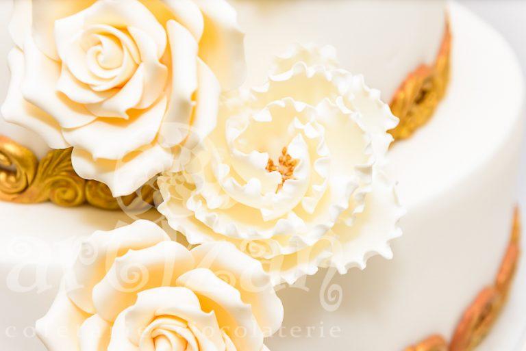 "Tort de nunta ""Elegance"" 1"