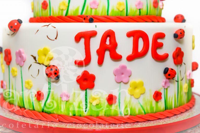 """Tort de Botez """"Jade"""" 1"""