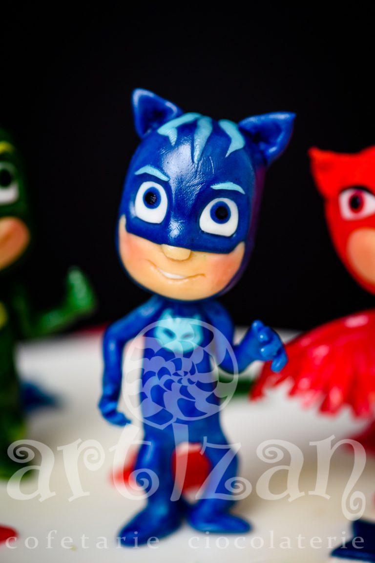 """Tort Aniversar """"Pijama Heroes"""" 1"""