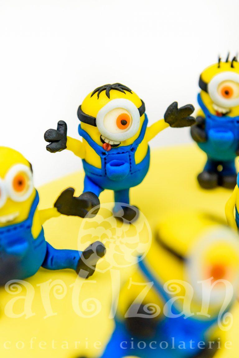 """Tort Aniversar """"Millions of Minions"""" 1"""