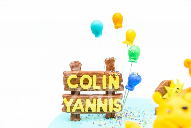 "Tort Aniversar ""Colin Yannis"" 1"