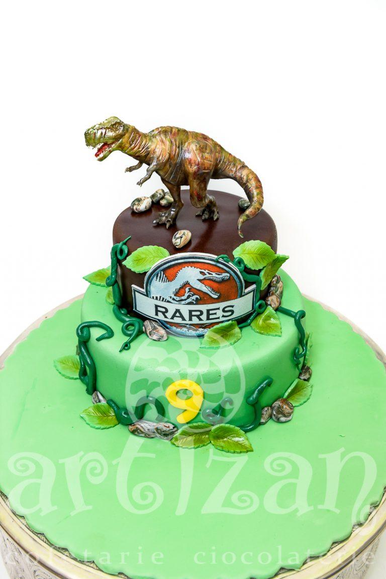 "Tort Aniversar ""Jurassic"" 1"