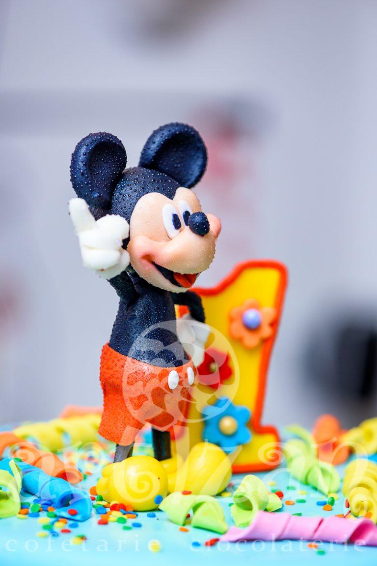 "Tort Aniversar ""Mickey"" 1"