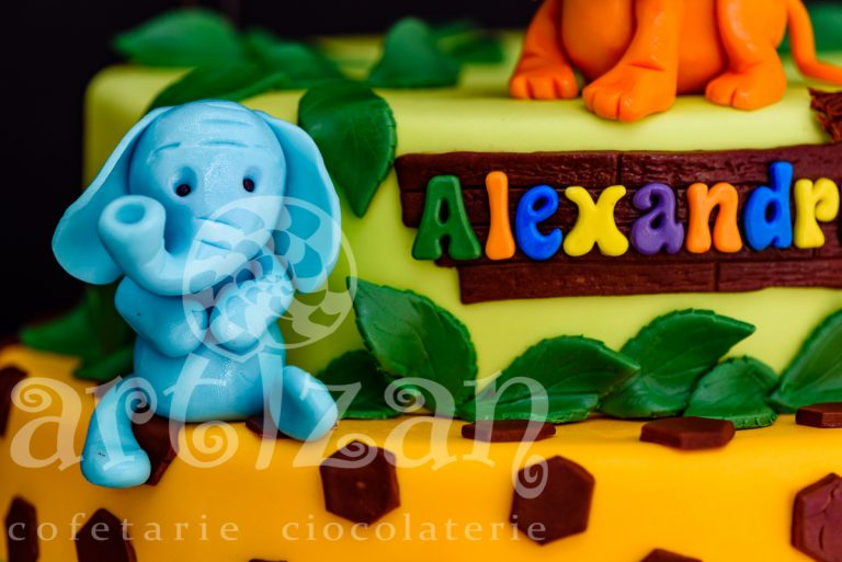 """Tort de Botez """"Alexandru"""" 1"""