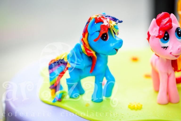 "Tort Aniversar ""Pony"" 1"