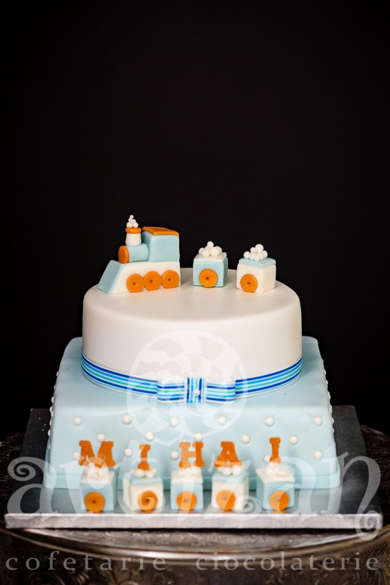 """Tort de Botez """"Mihai"""" 1"""