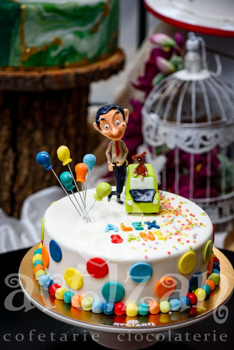 "Tort Aniversar ""Mr.Bean"" 1"