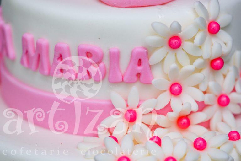 """Tort de Botez """"ANA MARIA"""" 1"""