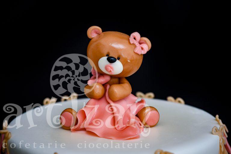 """Tort de Botez """"Teddy"""" 1"""