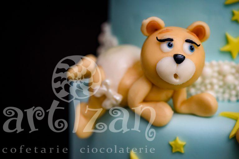 """Tort de Botez """"Lucas"""" 1"""