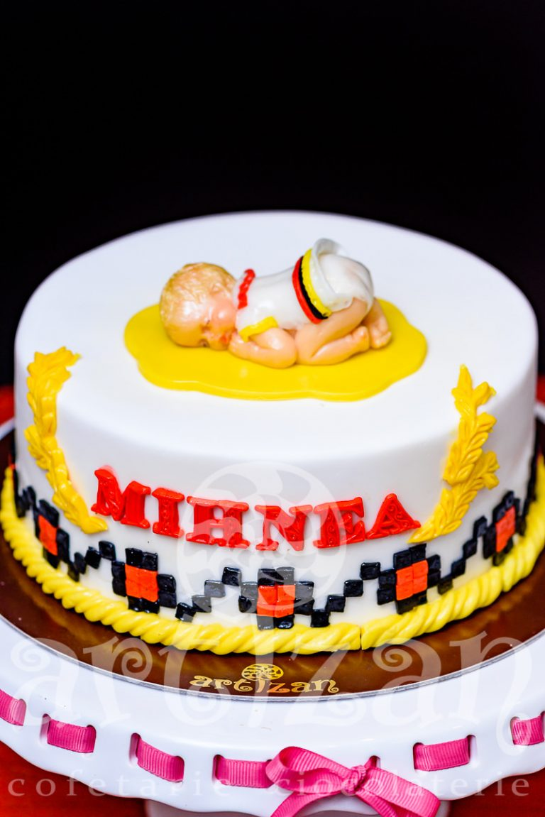 """Tort de Botez """"Mihnea"""" 1"""