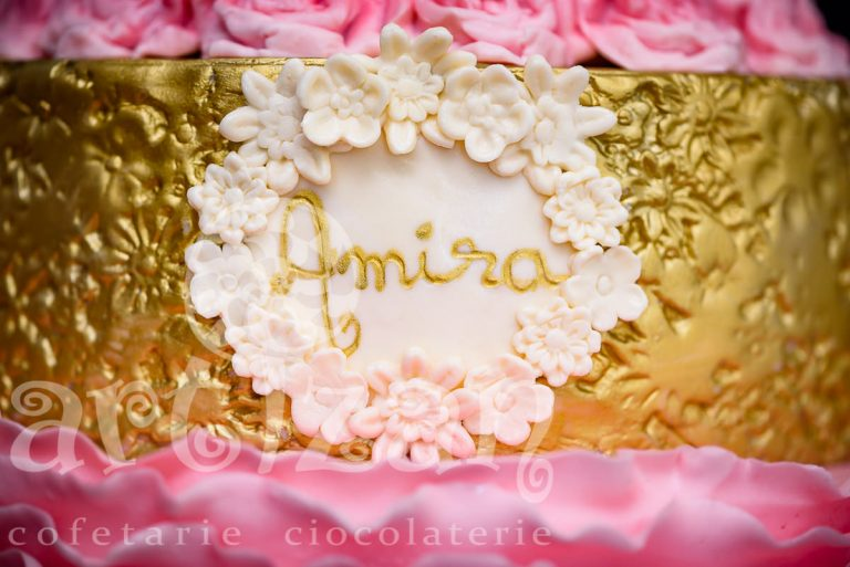 """Tort Aniversar """"Amira"""" 1"""