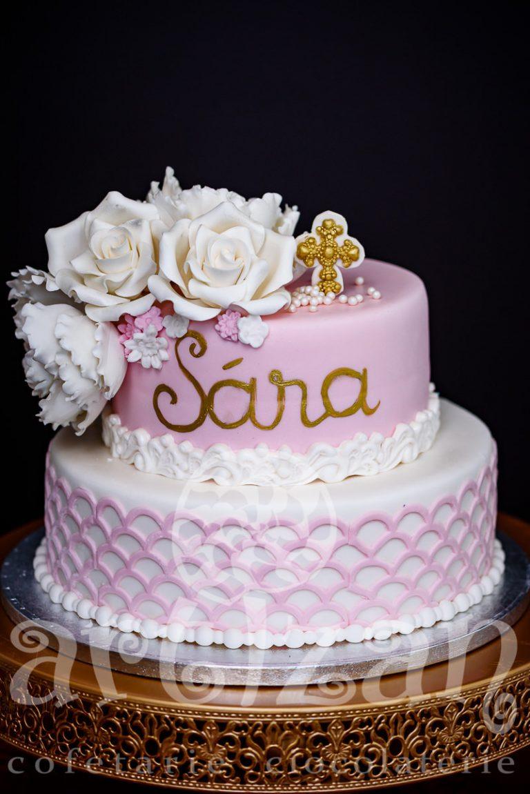 """Tort de Botez """"Sara"""" 1"""