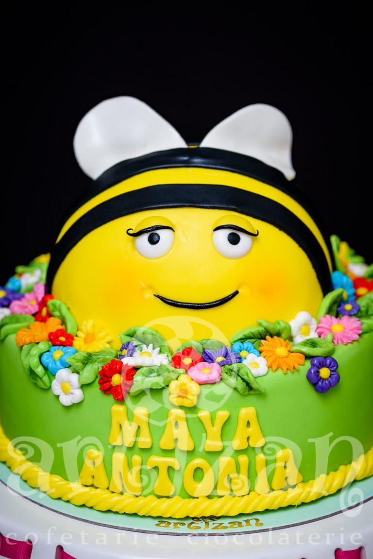 "Tort Aniversar ""Maya Antonia"" 1"