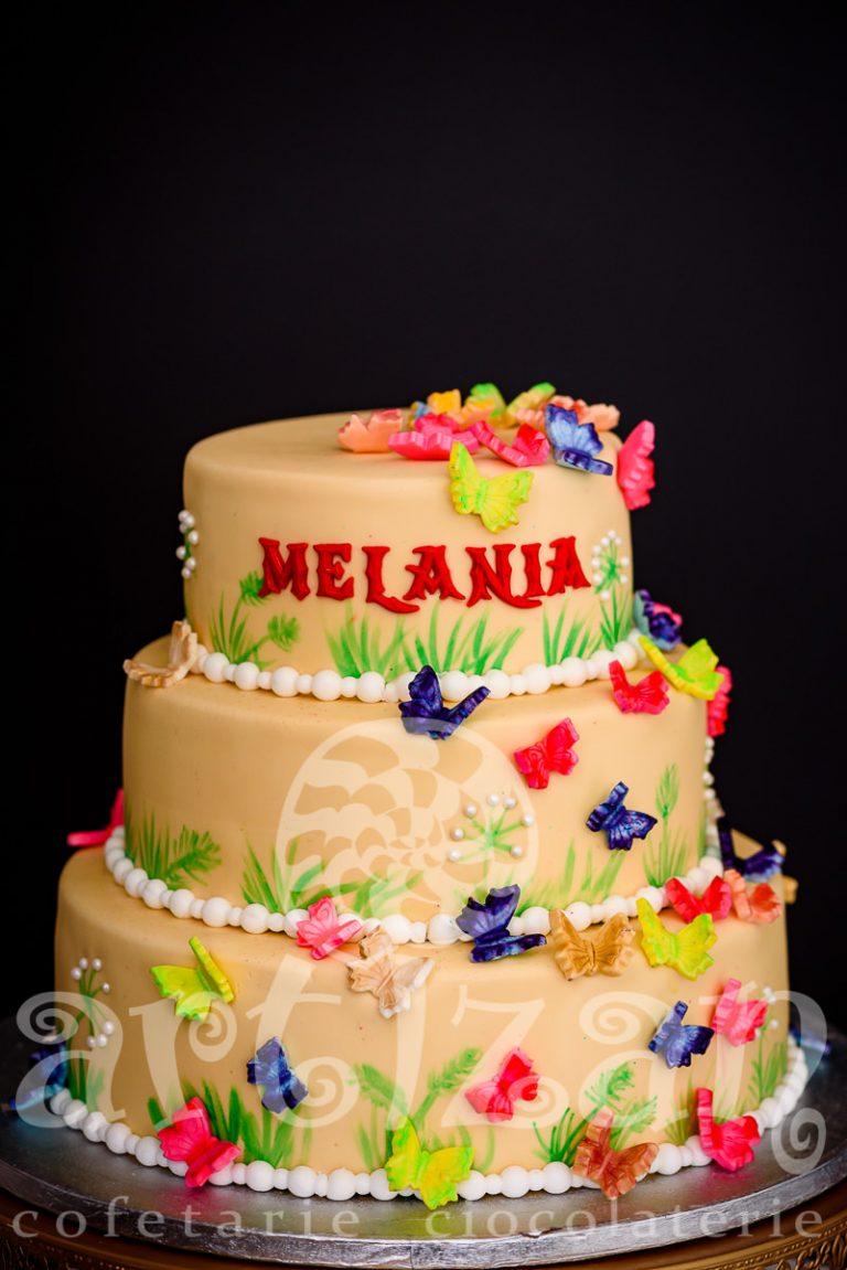 """Tort de Botez """"Melania"""" 1"""