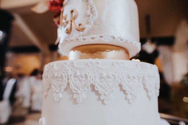 """Tort de nunta """"Regal"""" 1"""