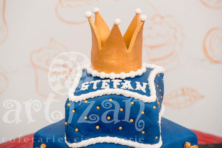 "Tort de Botez ""Royal"" 1"