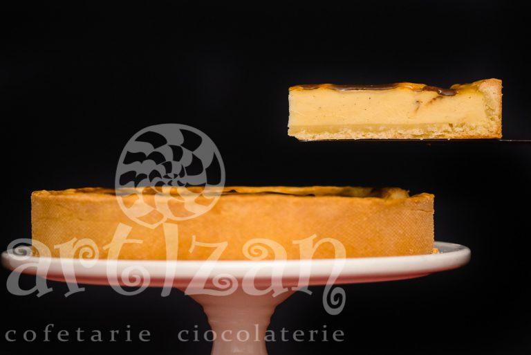 Tarta cu Vanilie 1