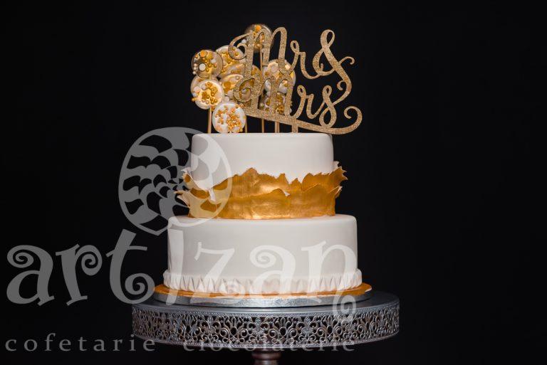 """Tort de nunta """"Lollipop"""""""
