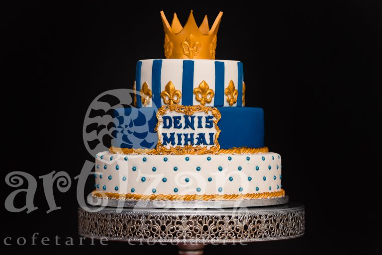 "Tort de Botez ""Royal"""