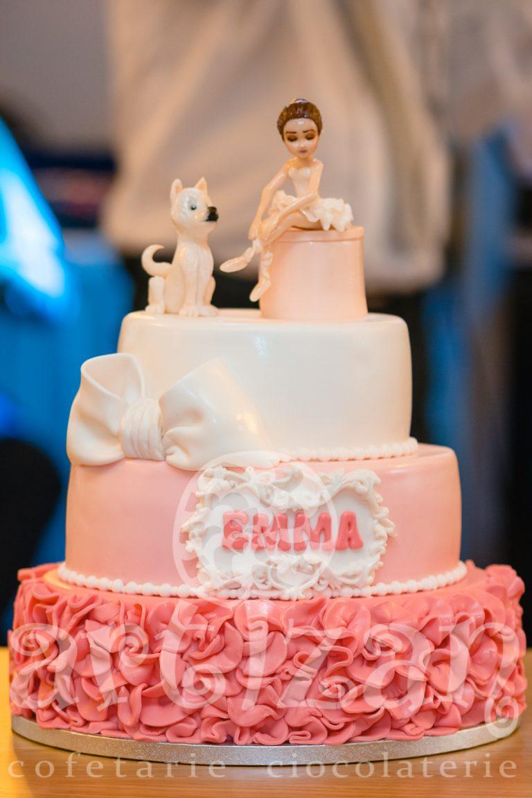 "Tort de Botez ""Emma"" 1"