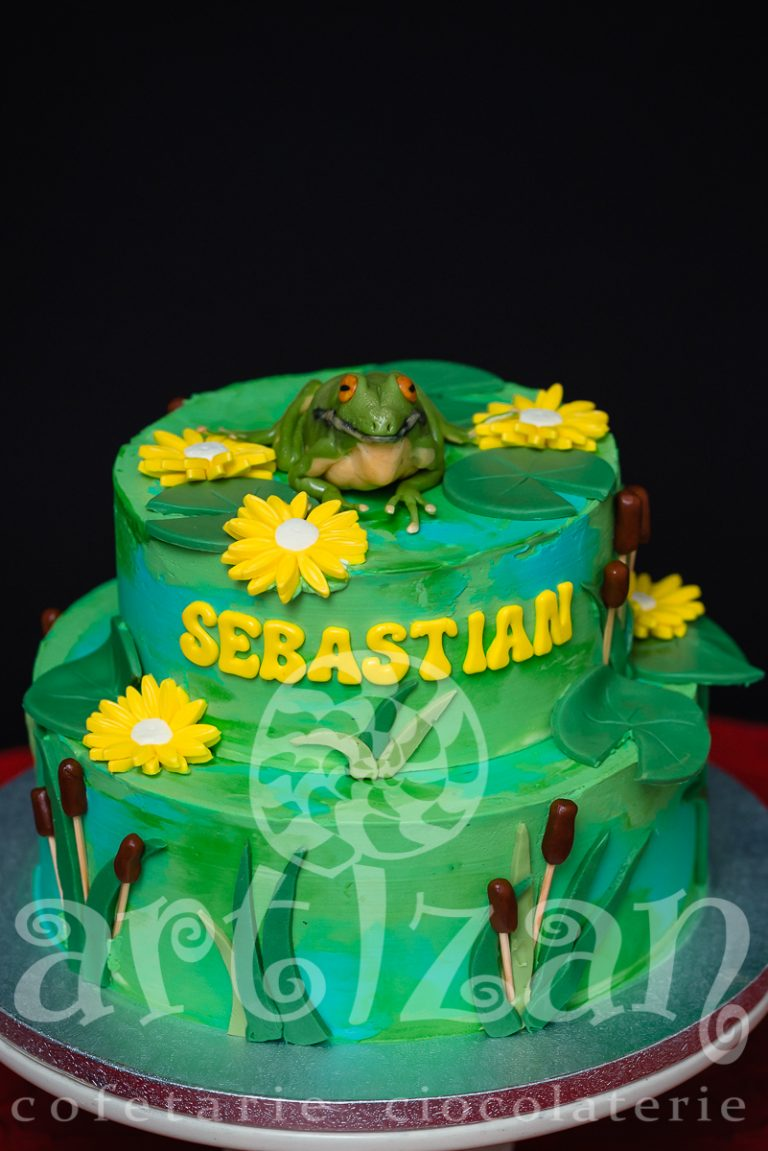 "Tort Aniversar ""Sebastian"" 1"