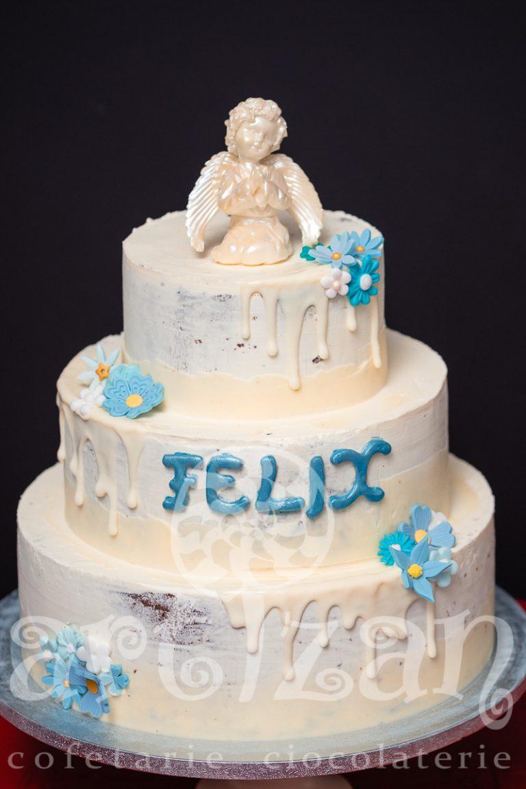 "Tort de Botez ""Felix"" 1"