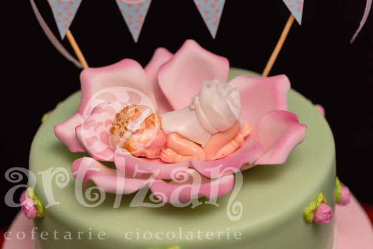"""Tort de Botez """"Alma"""" 1"""