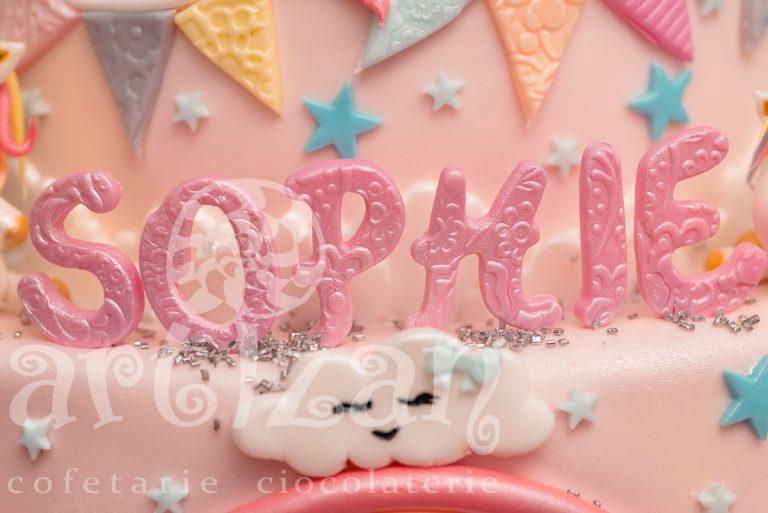 """Tort de Botez """"Sophie"""" 1"""
