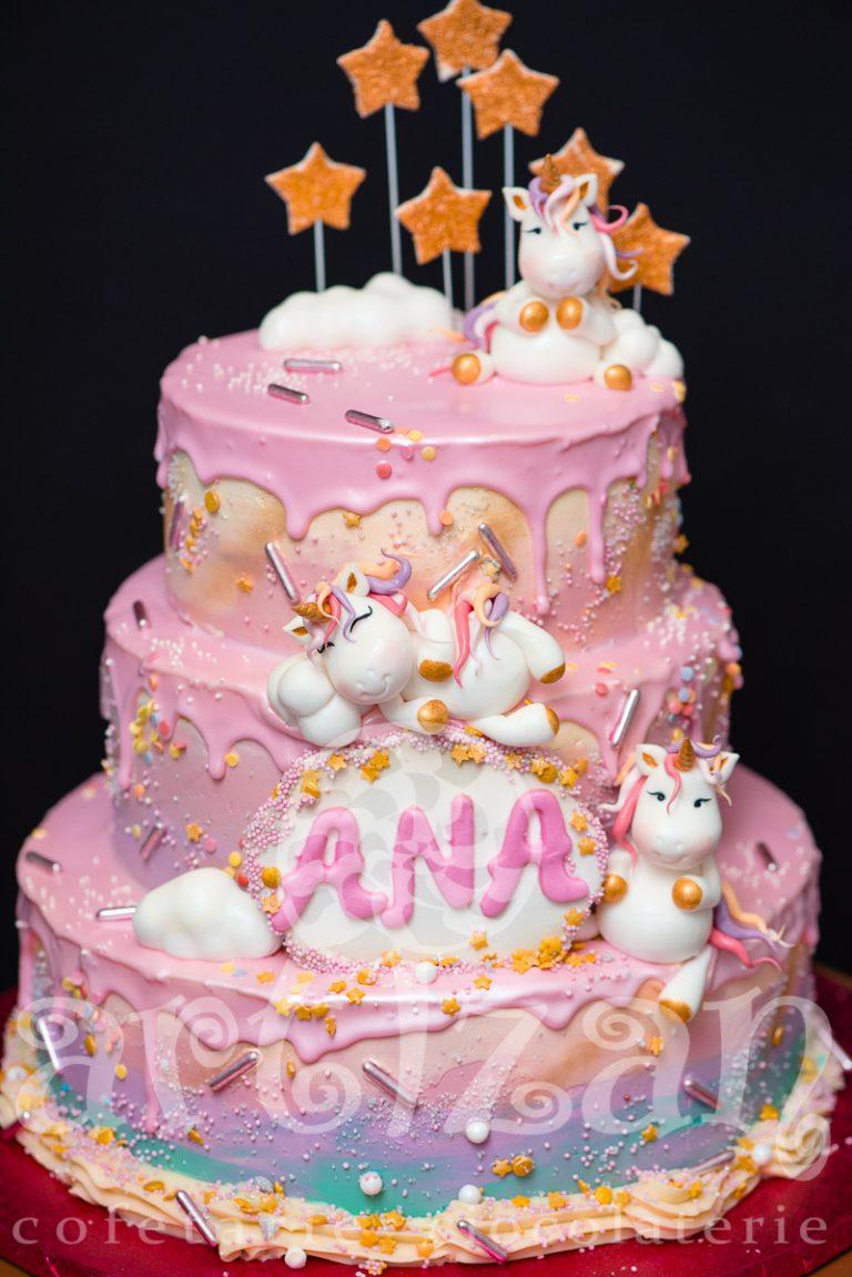 """Tort de Botez """"Ana"""" 1"""