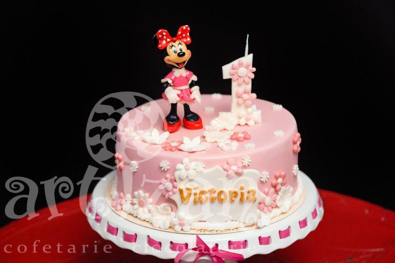 "Tort Aniversar ""Victoria"" 1"