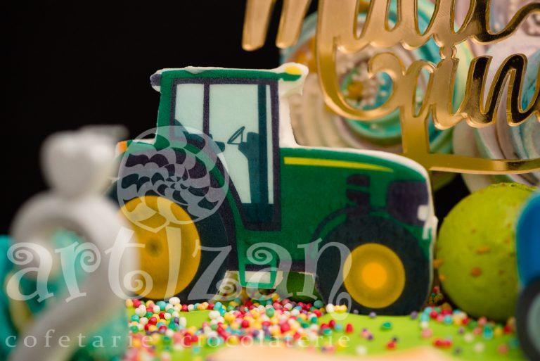 "Tort Aniversar ""Tractoras"" 1"