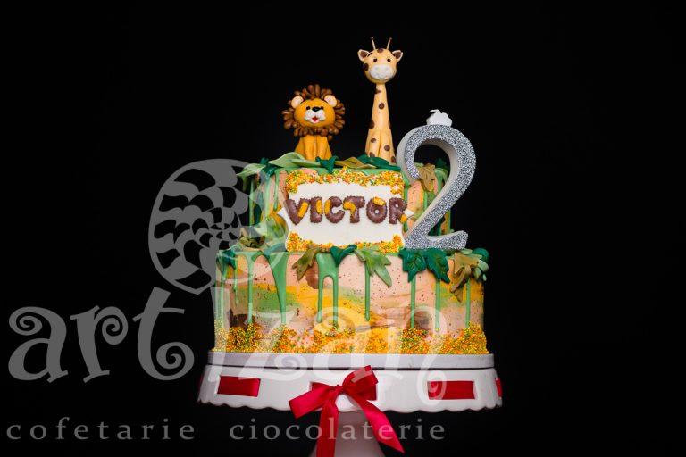 "Tort Aniversar ""Victor"""